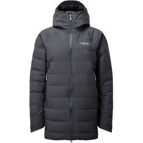 Rab Valiance Parka Damer, steel